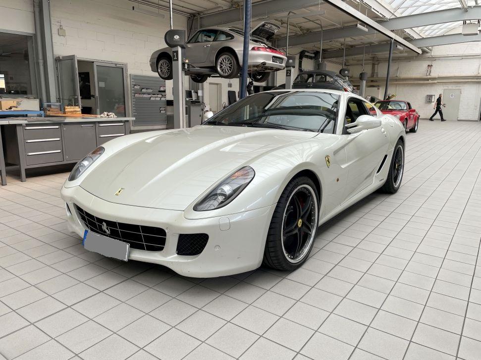 Wertgutachten Ferrari 599