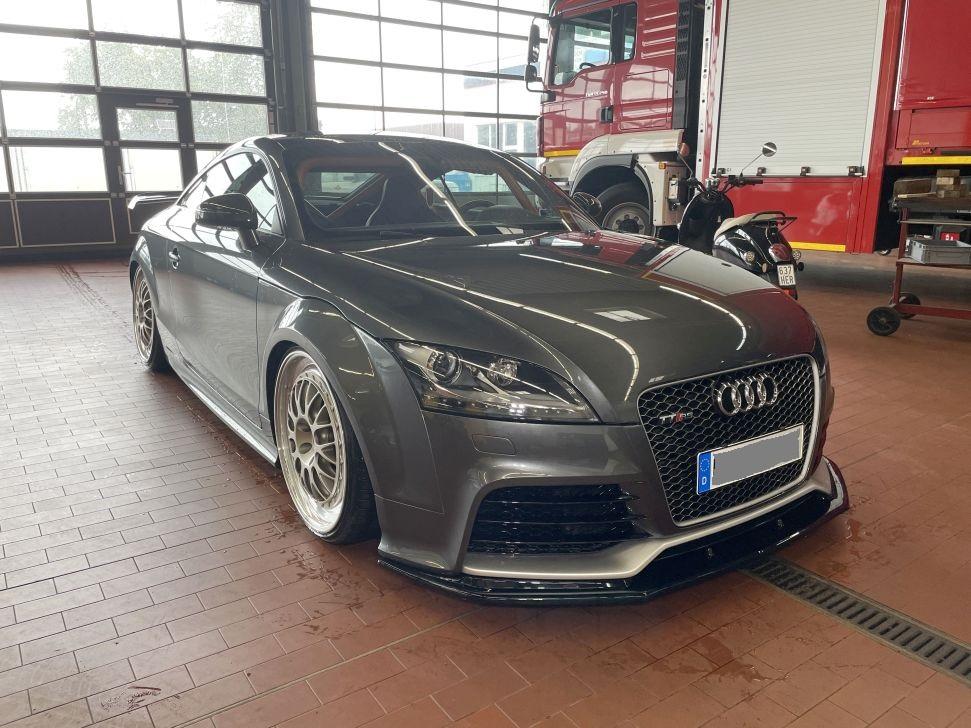 Wertgutachten Audi TT RS